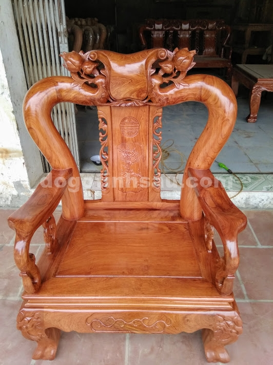 IMG 20171126 074619 - Bộ bàn ghế hương đá minh quốc đào tay 12 vách rời