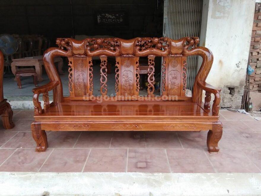 IMG 20171129 145023 880x660 - Bộ bàn ghế gỗ hương vân tay 12