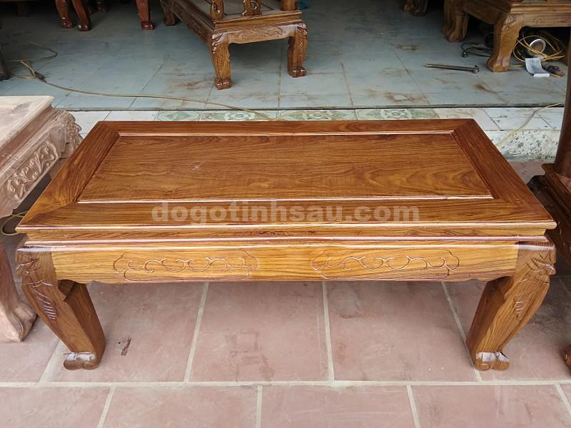 IMG 20180101 085652 opt - Bộ bàn ghế gỗ hương vân tay 12
