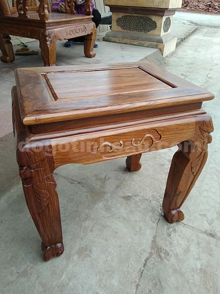 IMG 20180101 085810 opt - Bộ bàn ghế gỗ hương vân tay 12