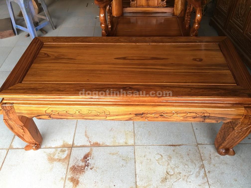 IMG 0499 - Bộ bàn ghế Minh Quốc đào gỗ gụ ta tay 10