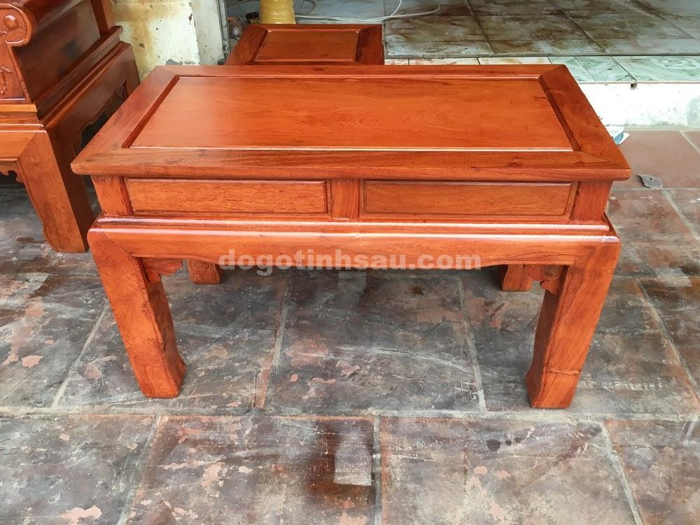 IMG 4446 - Bộ bàn ghế hộp âu á gỗ hương đá