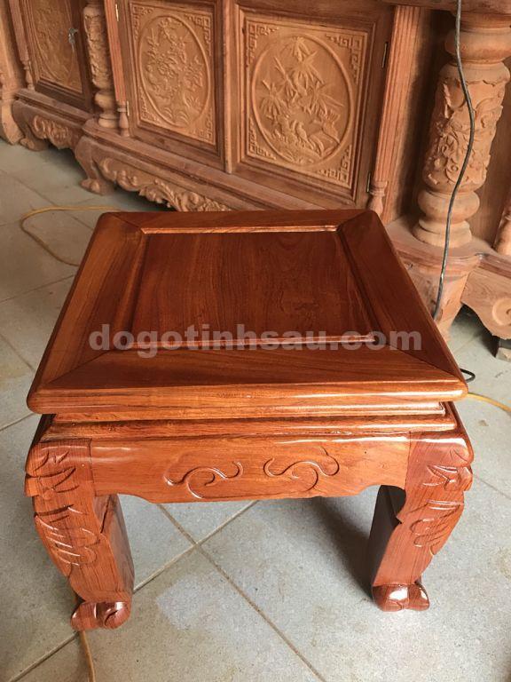 dong ngoi opt - Bộ bàn ghế mẫu Minh Quốc đào tay 12 gỗ hương đá