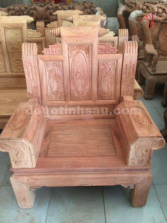 IMG 3334 - Bộ bàn ghế âu á hộp chương cuốn thư gỗ hương đá
