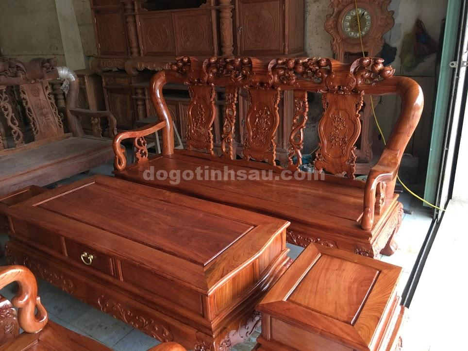 bộ bàn ghế minh quốc hương đá bàn đôn hộp