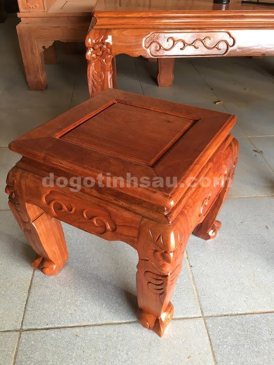 IMG 3688 - Bộ ghế minh quốc hồng trĩ tay 10 gỗ hương đá