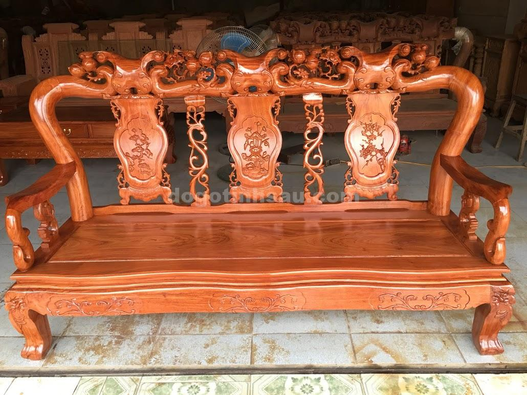 doan dai huong da - Bộ Minh Quốc đào tay 10 bàn đôn hộp gỗ hương đá
