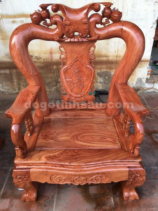 IMG 3806 - Bộ bàn ghế hương đá tay 12 vân đẹp