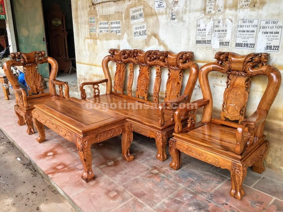 IMG 4400 3 - Những sản phẩm đặc trưng của làng nghề đồ gỗ Canh Nậu Thạch Thất