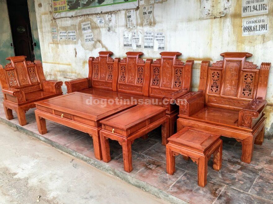 IMG 4444 880x660 - Bộ bàn ghế hộp âu á gỗ hương đá