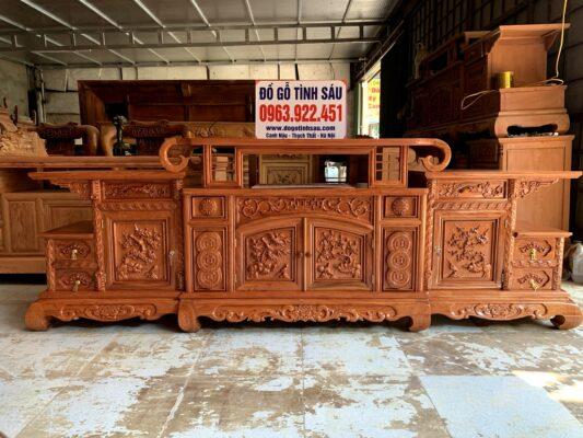 ke sung trau go huong da nam phi 2m4 hang day 533x400 - Products